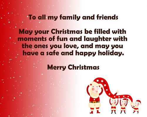 Merry Christmas 2016 Everyone! - To all my family and friends, may your Christmas be filled with moments of fun and laughter with the ones you love, and may you have a safe and happy holiday.