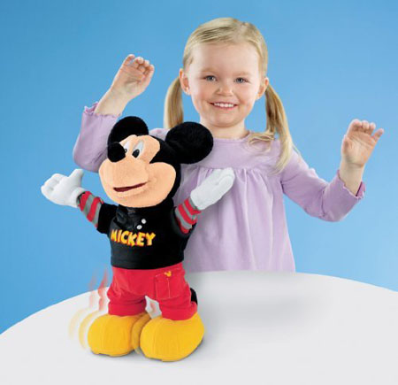 Get Kids To Get Up and Dance With Dance Star Mickey Mouse