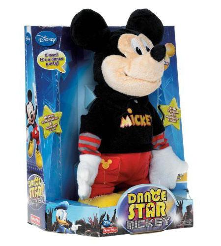 Mickey Dance Star