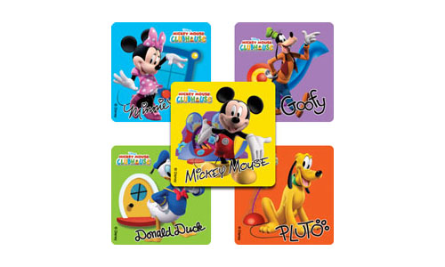 Mickey Mouse Clubhouse Stickers - Stickers for Kids
