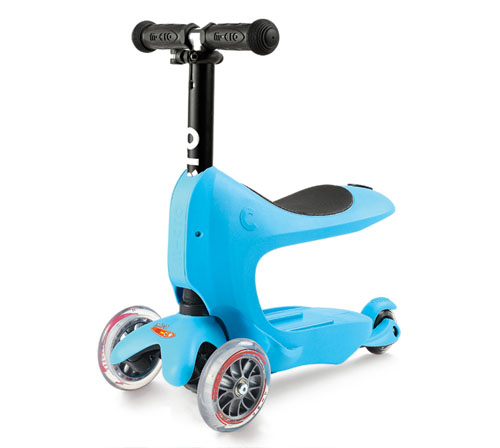Micro Mini2go Deluxe Scooter