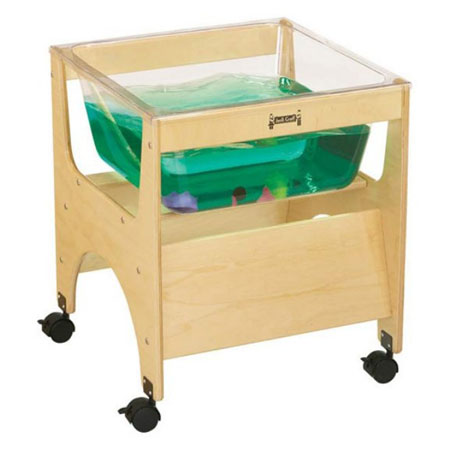mini sensory table