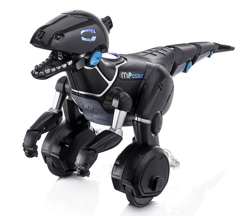 Robot For Big Boys Toys : Miposaur robot dinosaur is smart enough to understand your