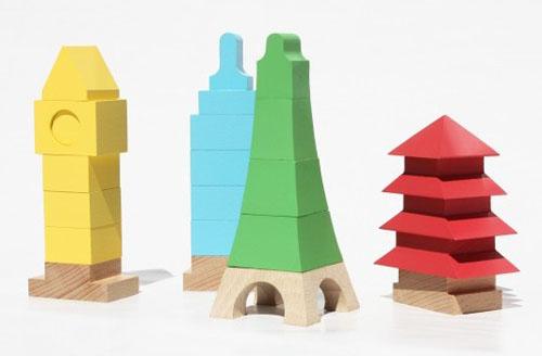 Mitoi Miworld Architectural Building Blocks