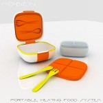 Mo:Ben Portable Food Container Will Provide Fresh Food For Your Kids