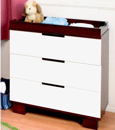 Modo 3 Drawer Changer Can Act As A Functional Dresser And Changer For Your Baby