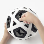 Molten My Football Kit - a Soccer Ball That Consist of 54 Parts