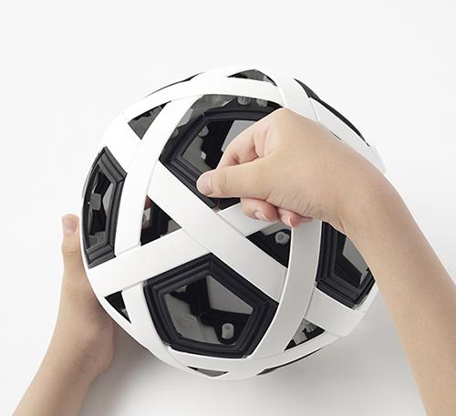 Molten My Football Kit by Nendo