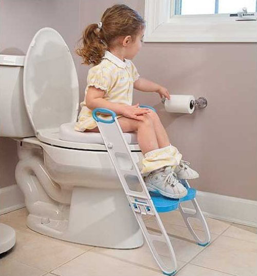 Mommy S Helper Contoured Cushie Step Up Helps Potty Train
