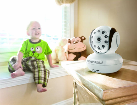 Motorola MBP36 Digital Video Baby Monitor Review