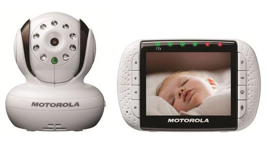 Motorola MBP36 Digital Video Baby Monitor Review