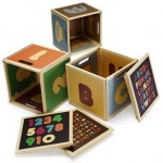 Multibox Storage Set is a Multipurpose Playmate for Your Kids