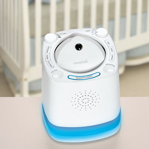 Munchkin Nursery Projector and Sound System