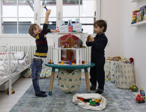 Mutable 2.0 All-in-One Children Play Table