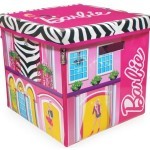 Neat-Oh! Barbie ZipBin Dream House Toybox and Playmat : It's A Barbie Dream House in A Box