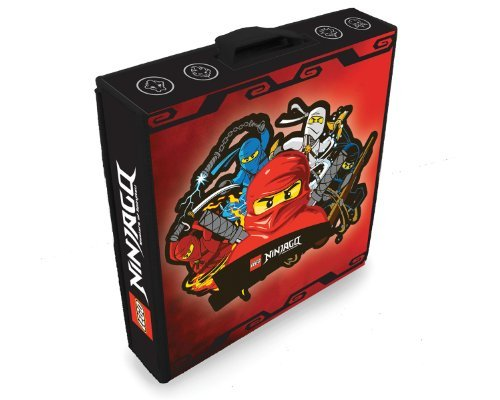 Neat-Oh LEGO Ninjago Battle Case