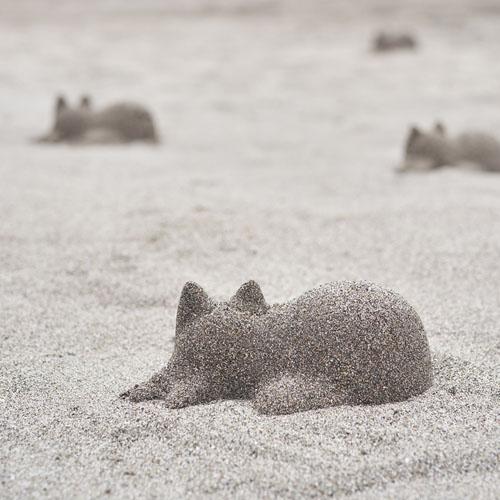Neko Cup - Cute Cat Mold for Making Sand Kittens