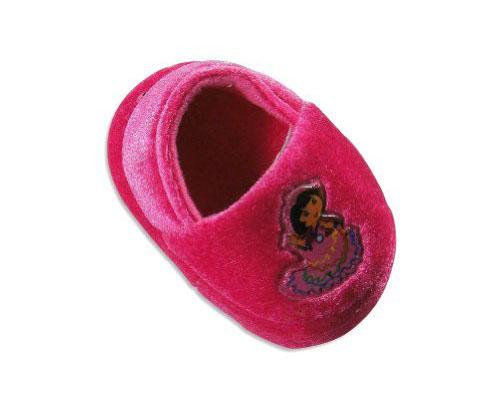 Nickelodeon Infant Girls Dora The Explorer Slippers