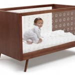 Nifty Clear Cot From Ubabub Gives Babies Clear Vision Of The World Around Them