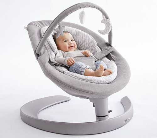 Nuna x PBK Leaf Grow Baby Bouncer