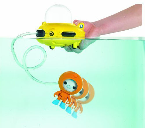 Octonauts Gup-D Barnacles and Manta Ray Playset