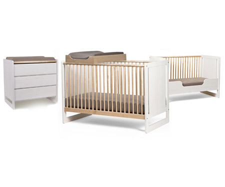 Oeuf Robin Toddler Bed Conversion Kit
