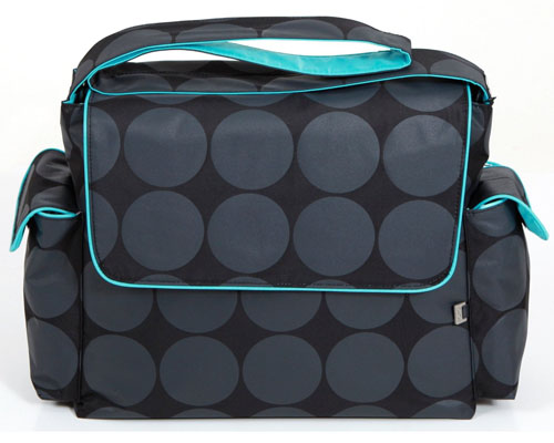 OiOi Baby Dot Messenger Bag