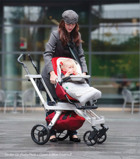 Orbit Baby G2 Stroller Travel System Is A New Parent Starter Kit ...