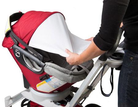 orbit baby g2 stroller travel system is a new parent starter kit modern baby toddler products. Black Bedroom Furniture Sets. Home Design Ideas