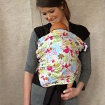 Organic Cotton Baby Wrap Carrier Is A Soothing Alternative For Your Baby To Be Carried