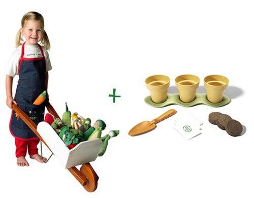 Organic Gardening Kit