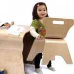 Trendy Otto Tables from BloomBaby