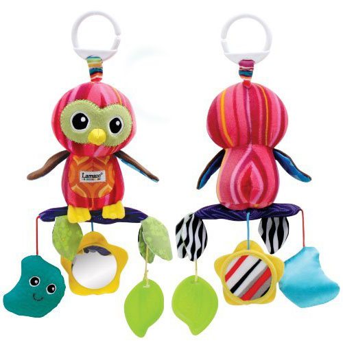 Owl Toys For Babies - Olivia the Owl