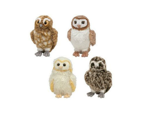 Owl Toys For Babies - Legend of the Guardians