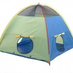 Pacific Play Tents Super Duper 4 Kids Tent : Large Tent for Indoor or Outdoor Camping