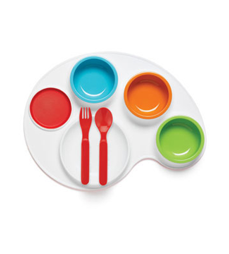 Skip Hop Palette Plate
