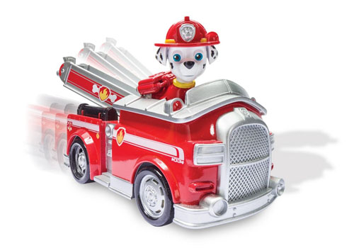Paw Patrol - Marshall's Fire Fighting Truck