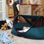 PeaPod - An Ultimate Travel Bed for Your Child