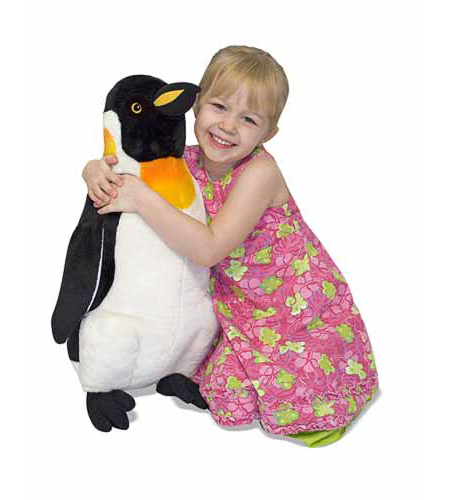 Melissa and Doug Penguin Plush