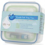 Perfect Baby Cleaning with Bottoms up Baby Wipes Kit