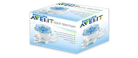 Philips Avent iQ24 Steam Sterilizer