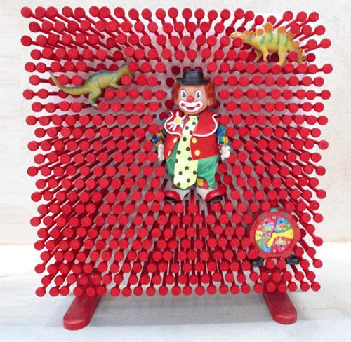 PinPres Kid's Room Wooden Shelf by OOO My Design
