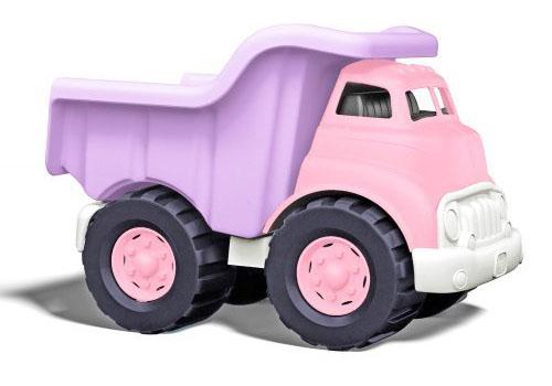 Pink Dump Truck for Little Girl