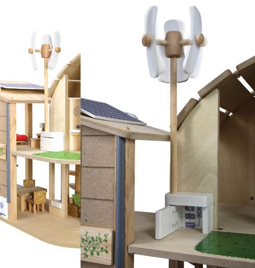 PlanCity Green Playhouse