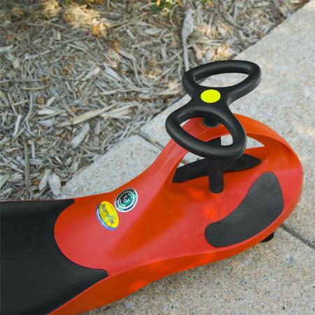 plasma car push toy