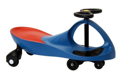 PlaSmart PlasmaCar RideOn Toy Requires No Batteries, No Power-Cells, and No Liquid Fuel