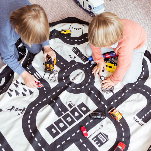 Play and Go Storage Mat