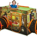 Playhut Teenage Mutant Ninja Turtle Shell Raiser Vehicle Tent Is Easy to Setup and Quick to Fold Down