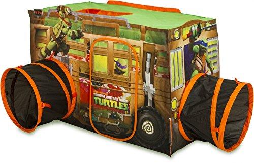 Playhut Teenage Mutant Ninja Turtle Shell Raiser Vehicle Tent