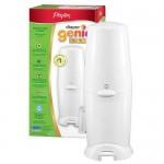 Playtex Diaper Genie Elite Diaper Disposal Pail Keeps Your Nursery Odorless and Germ Free